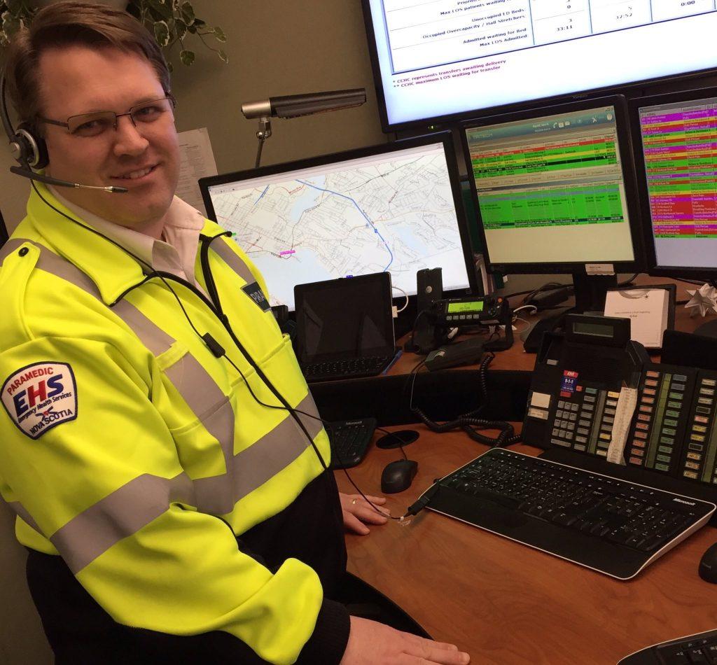 Paramedic Dispatcher
